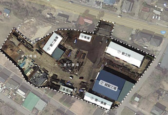 茨城工場 新設・稼働のお知らせ